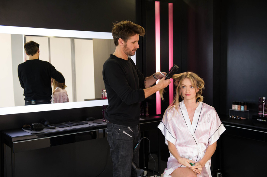victorias secret how to hair