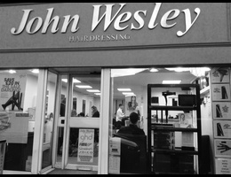 John Wesley Hairdressing