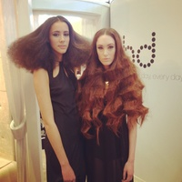 Models from pro hair ghd