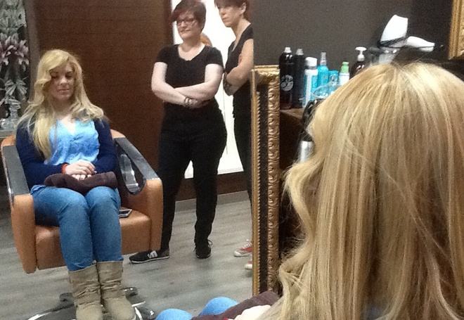 ONDAS con ghd ECLIPSE