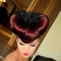Unusual Up Do's