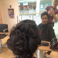 Up do using the eclipse styler