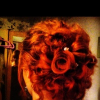 Ladies hair