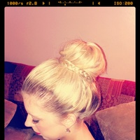 Top knot envy