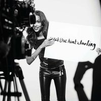 #getthehintdarling - behind the scenes