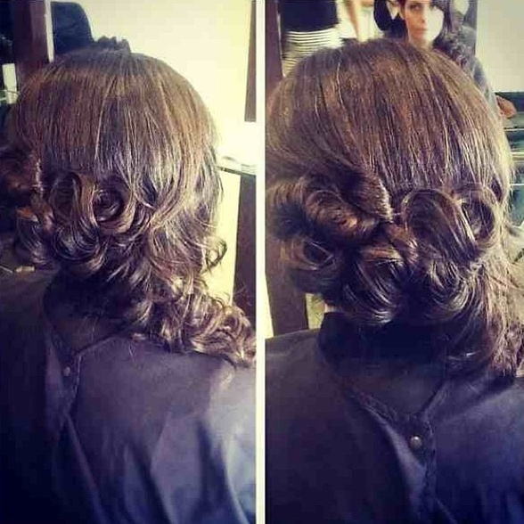my in salon work