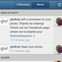 Ghd Noticed Me
