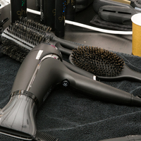 ghd curve - behind the scenes