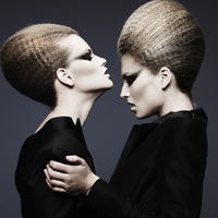 HJ'S BRITISH HAIRDRESSER OF THE YEAR 2008 & 2009