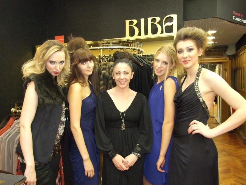 For BIBA, Jenners, Edinburgh