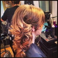 GHD blow dry