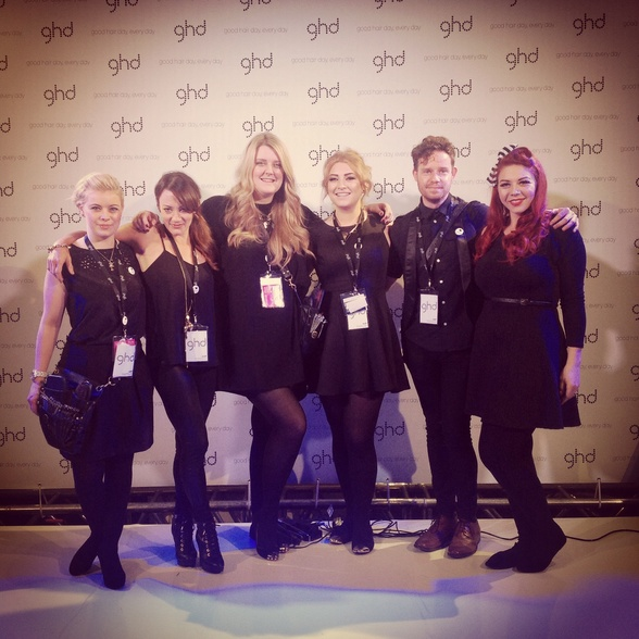 Ghd education team