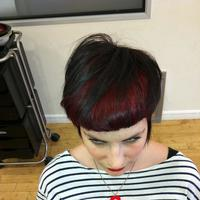 salon colour and cut