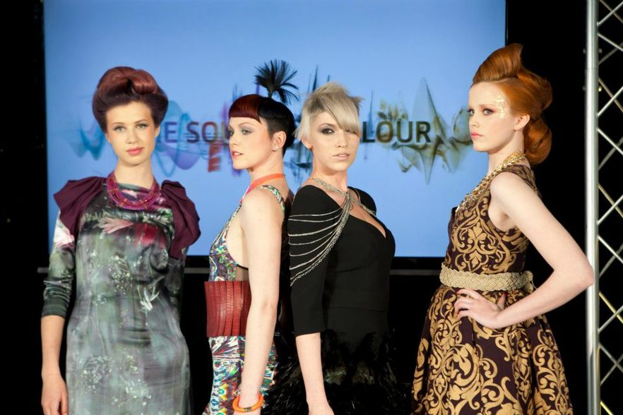 WELLA TRENDVISION INSIGHT TOUR 2013