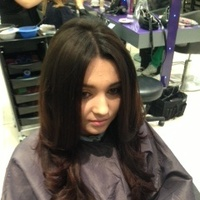 Salon blowdry