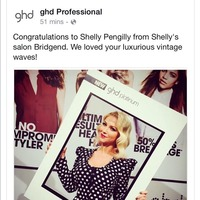 ghd #PlatinumUncovered