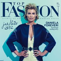 Top Fashion cover SS 2012