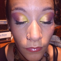maquillage arcoiris