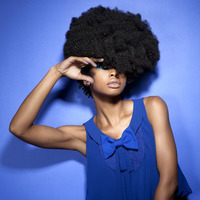Afro style