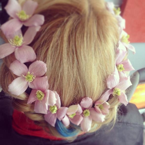 Flower Twists