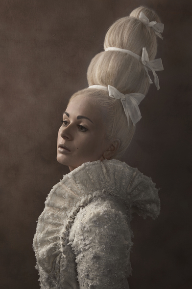 Portraits of an 18th Century Lady