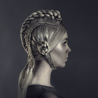 GLADIATOR FRENCH PLAIT