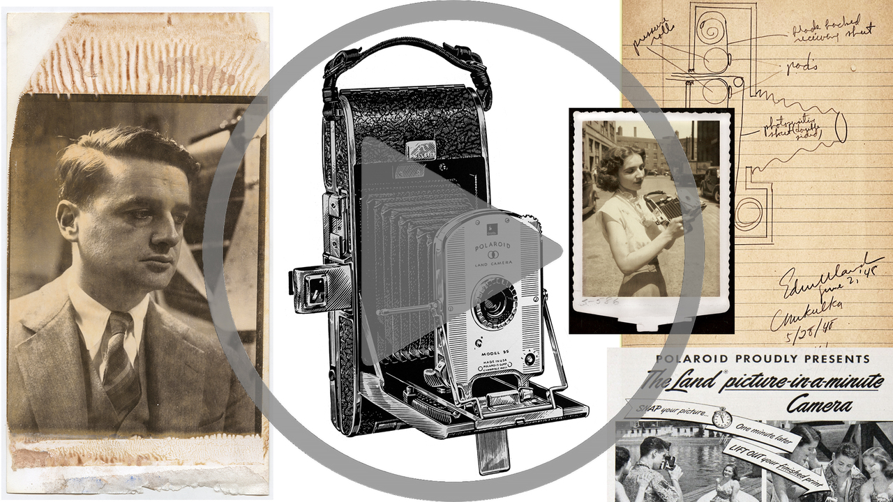 "Black Friday 1948: The First Polaroid ""Instant"" Camera Sells"