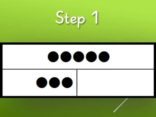 1-06: Step2a: Number Bonds to 5 and 6 - Part-Part-Whole with Digits