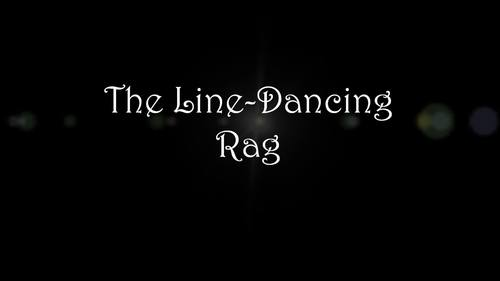 The Line Dancing Rag - An Intermediate Level Piano Solo