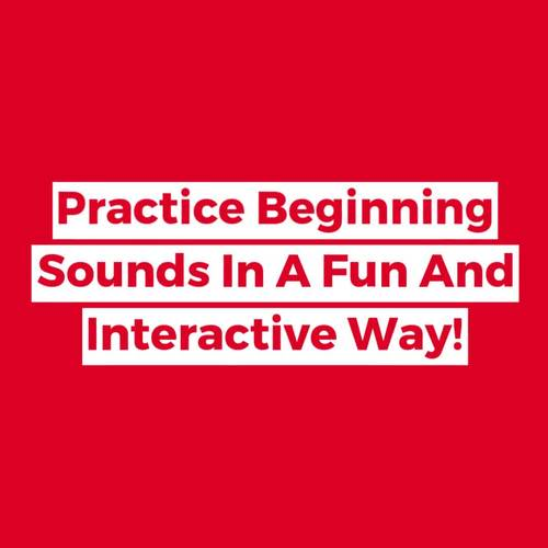 Beginning Sounds Adapted Book And Activities (Letter C)
