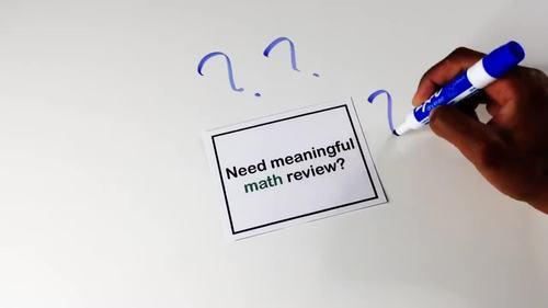 3rd Grade Math Task Cards BUNDLE