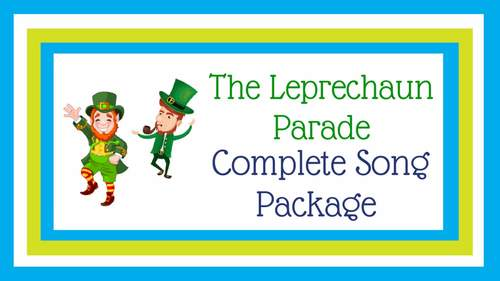 "Original St. Patrick's Song & Dance | ""The Leprechaun Parade"" 