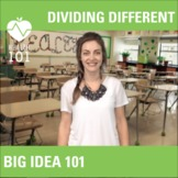 BIG IDEA 101: Dividing Differently- ANY Class, ANY Topic,
