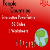 Describing People and Countries Video Lesson ❘ Music ❘ Sou