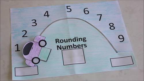 Rounding Numbers Activity