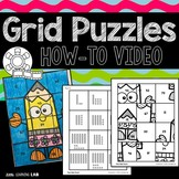 Grid Puzzles How-To Video