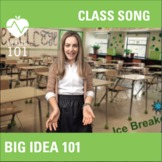 Big Idea 101: Activity/Ice Breaker: Uniting and Motivating