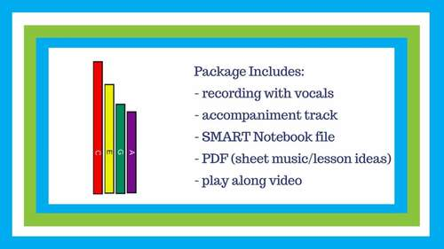 """Original Boomwhacker Song 