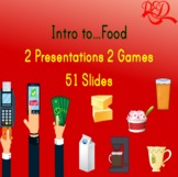 Food Introduction Video: Learn Words, Phrases and Practice