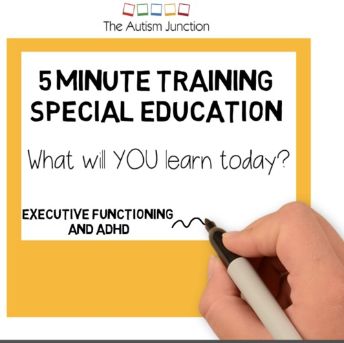 Adhd And Special Education >> Executive Function And Adhd Autism Special Education Training