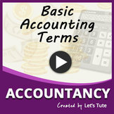 Accounts | Basic Accounting Terminology