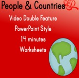 Describing People and Countries (Double Feature)
