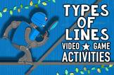 Types of Lines Multimedia Lesson: Parallel, Perpendicular