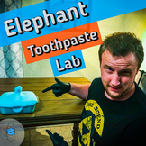 Elephant Toothpaste: A Decomposition Lab with Worksheet