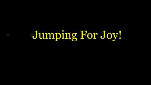 Jumping For Joy - A Grade 2 Piano Study