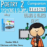 Poetry 2 Music  and Video May