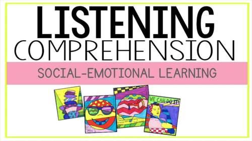NONFICTION Listening Comprehension Passages [Vol. 3: Social-Emotional]