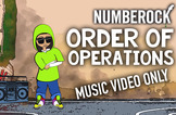 Order of Operations Song: PEMDAS Animated Music Video