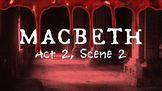 Line by Line: Shakespeare's Macbeth (2.2)