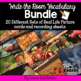 Video Preview: Write The Room Vocabulary Bundle